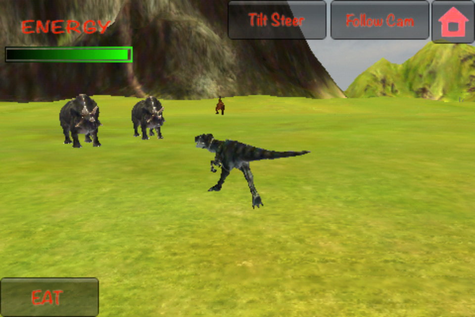 Screenshot Dinosaur Island